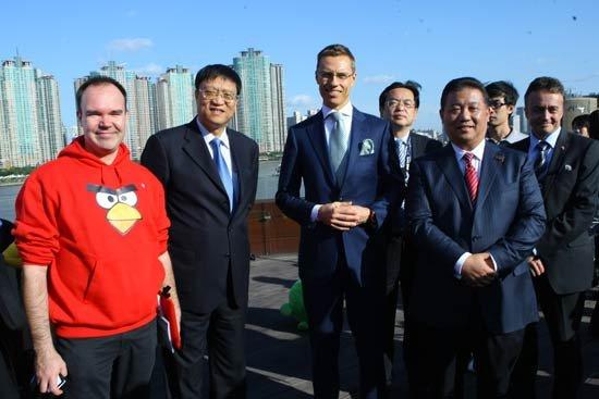 《愤怒的小鸟》中国版明年推出 瞄准非智能机
