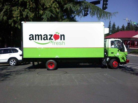 亚马逊迈出关键一步:生鲜快递服务拓至洛杉矶