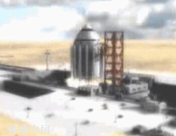 疯狂的核动力飞机和火箭