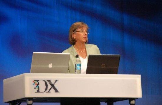 直播:KPCB玛丽·米克谈移动互联网货币化挑战