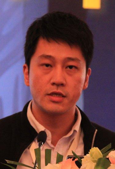 图文:趋势科技高级架构师张明台演讲