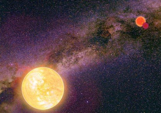 """""""双星系统""""中的系外行星处境危险"""