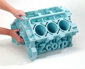 美国发明3D打印机 能打印出塑料立体物品(图)