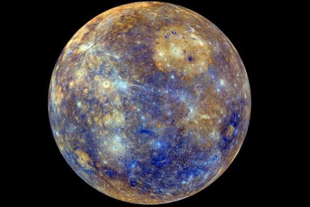 科学家发现水星表面拥有大量的碳