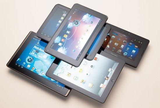 2013年平板电脑出货量将增长29.5%至1.45亿台