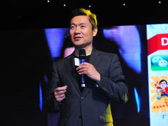 联想集团副总裁魏江雷将于本月底离职