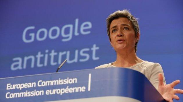 欧盟即将起诉谷歌:利用安卓垄断移动互联网