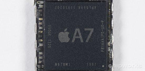 传三星将携手台积电共同承担A8芯片生产任务