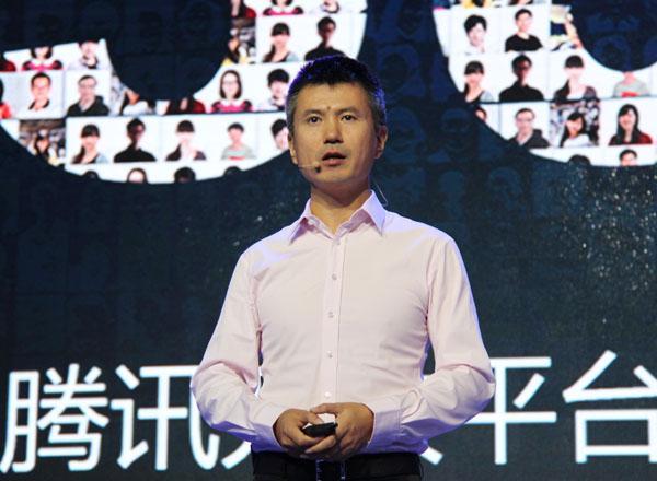 任宇昕:开放平台将连接应用、智能硬件、线下服务