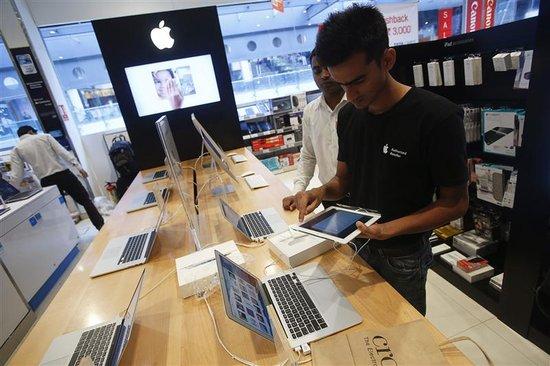 IDC:苹果在印度智能手机市场上跃升至第2名
