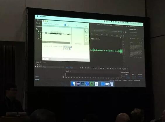 Adobe 做了个音频 Photoshop,能修出你没说过的话