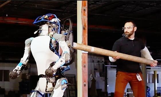 谷歌买来的机器人公司Boston Dynamics要卖了