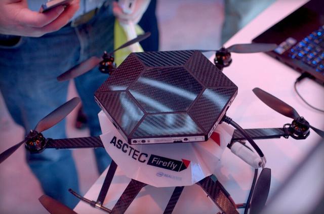 英特尔收购德国无人机厂商 拟推广实感技术