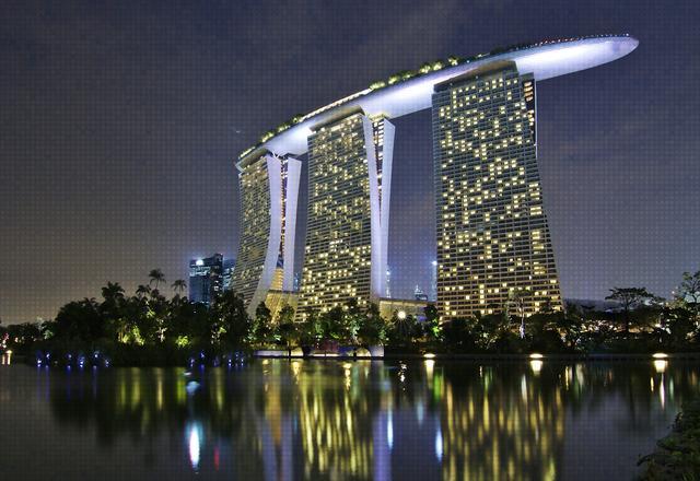 新加坡正崛起为下一个硅谷