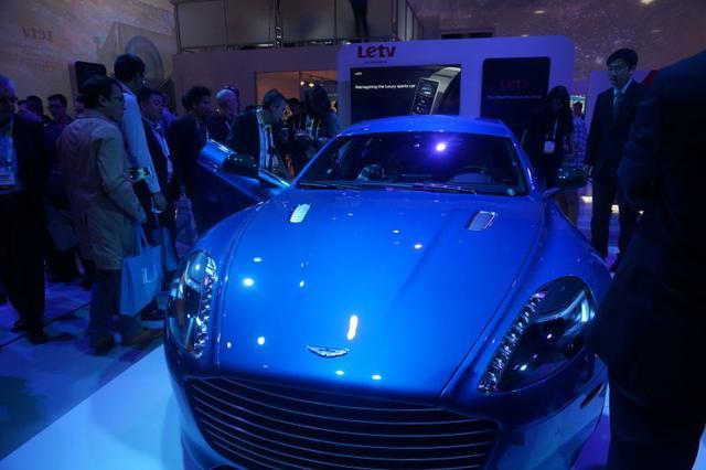 乐视与阿斯顿·马丁CES揭幕乐视车联版Rapide S