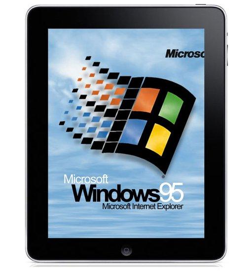 """微软新广告""""反iPad"""" 被指受PC思维束缚"""