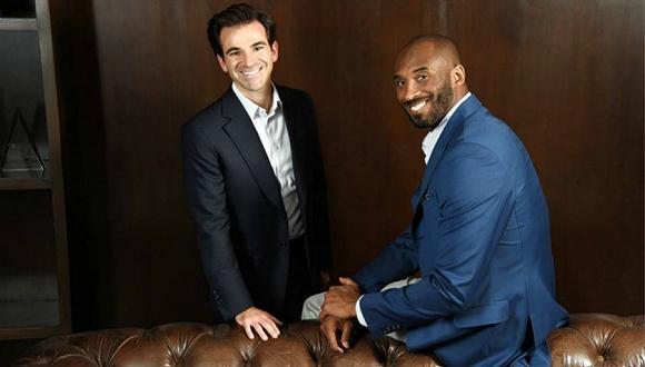 从NBA退役后,商人科比准备设立自己的风投基金