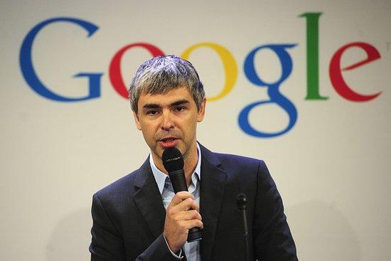 佩奇声音依旧嘶哑 谷歌地图凝聚公司7年汗水