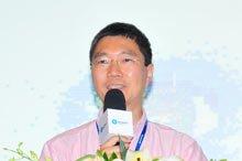 腾讯搜索业务线副总裁吴军致辞