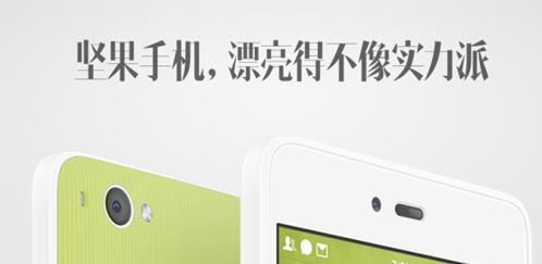 坚果手机能拯救锤子和罗永浩吗?