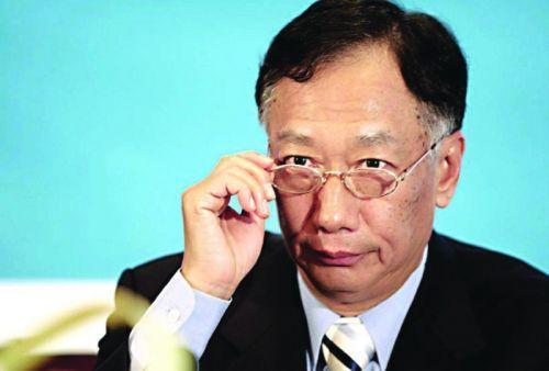 富士康总裁郭台铭首谈接班人 称不会交于儿子