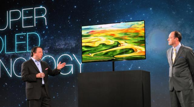 韩国两大巨头恶斗OLED:三星涉足电视屏 LG增加手机屏