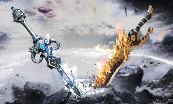 完美世界联合胜利游戏, 倚天屠龙记 正式加入MMO手游大战