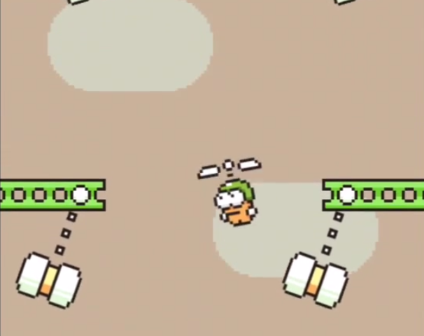 Flappy Bird开发者看到了游戏市场的残酷