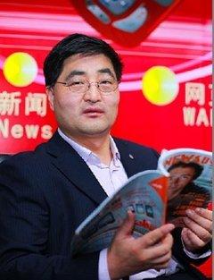 """""""儒豹""""韩松:来自硅谷 更了解中国"""