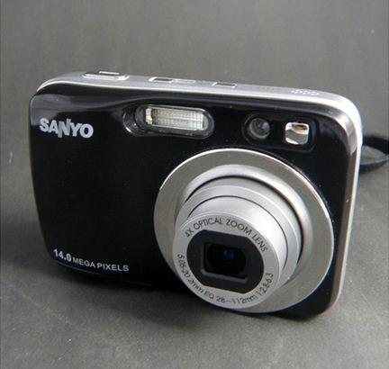 智能手机压迫!松下或出售三洋数码相机业务