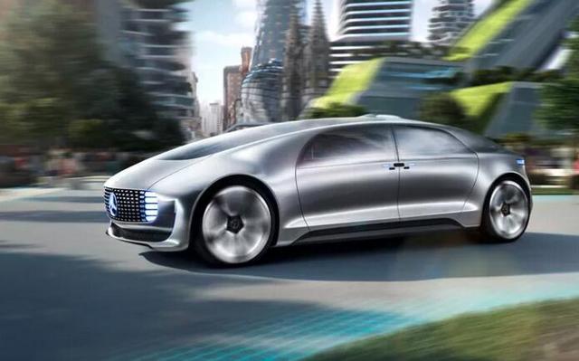 汽车:自动驾驶汽车进化的完整路线图