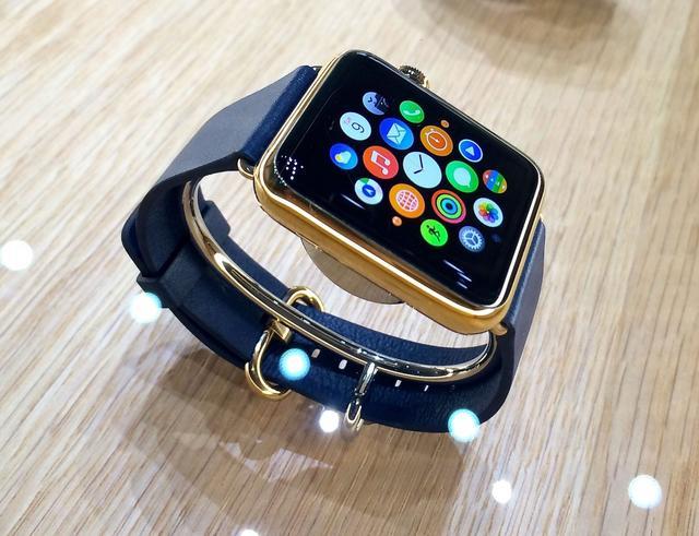 苹果正式发布Apple Watch
