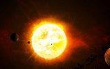 如果太阳消失 地球会怎样?