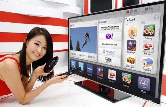 传英特尔拟与惠普联想等合作推智能电视机