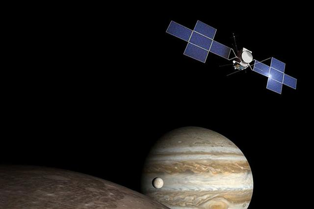 欧空局2022年发射探测器到木卫二