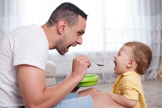 父亲的饮食决定婴儿是否健康
