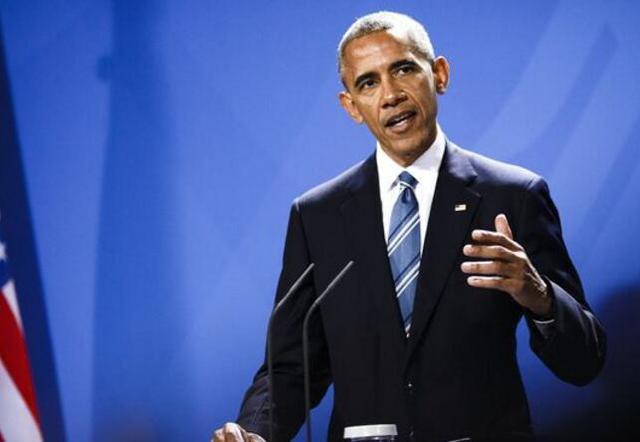 奥巴马炮轰网络假新闻:将会威胁美国立国之本