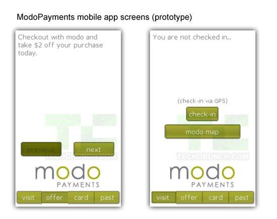 利用移动支付平台ModoPayments 从签到中赚钱