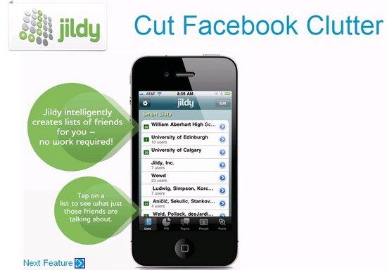 Jildy:用谷歌社交搜索知识产权开发信息分类