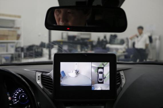 汽车领域成智能手机摄像头制造商新战场