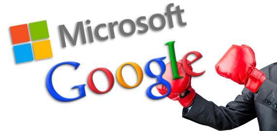 微软取代谷歌 成为全球市值第二大科技公司
