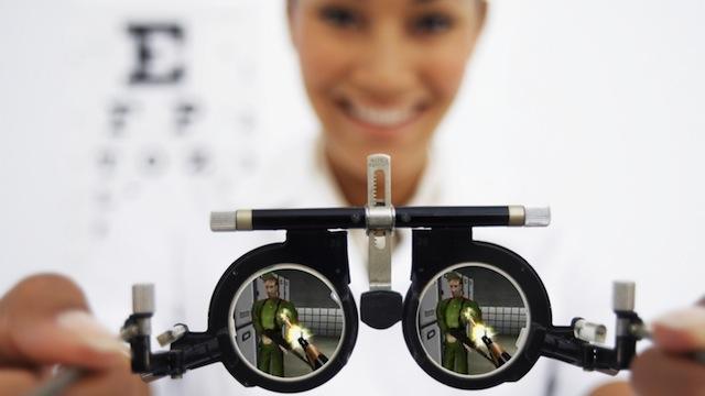 近视眼福利:MIT新技术让你不戴眼镜看清屏幕
