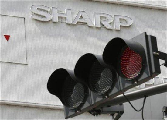夏普称上季运营利润好于预期 与鸿海谈判继续