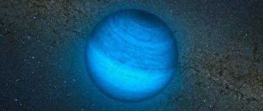 研究称一颗神秘流浪天体可能是低质量褐矮星