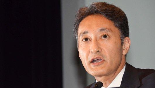 索尼宣布CEO平井一夫和董事会减薪