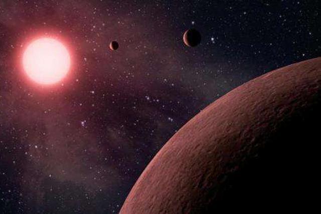 科学家在437光年外系外行星上寻水蒸气信号