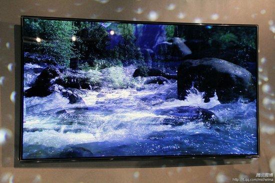 三星智能电视正式亮相CES:首推电视平台App