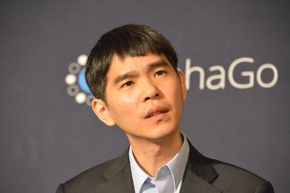 李世石:对于围棋,我们要学的还有很多