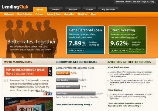 谷歌15.5亿美元收购P2P网贷平台Lending Club