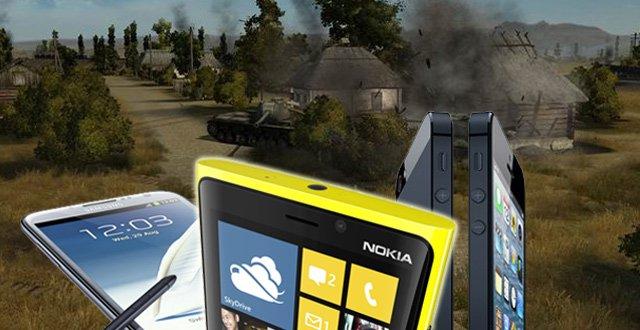 手机大会战:诺基亚对决苹果三星